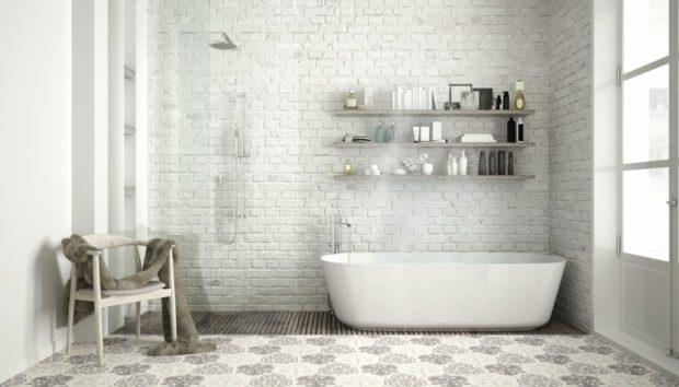 Δείτε πώς θα Μεταμορφώσετε το Μπάνιο σας σε Μια Μέρα Μόνο!