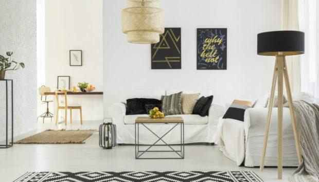 8 Τρόποι για να Ανανεώσετε το Σπίτι σας με Μηδές Κόστος!