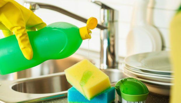 απορρυπαντικό πιάτων